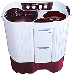 Godrej 8 kg Semi-Automatic Top Loading Washing Machine