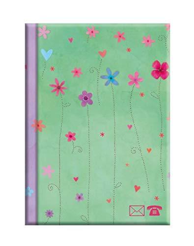 Herlitz Mini Adressbuch mit A-Z Register / Größe: 8 x 11cm