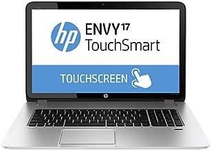 HP ENVY TouchSmart 17 Quad Edition Notebook PC (Silver); Intel Core i7-4700MQ, 17.3