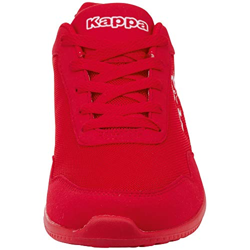 Kappa Follow OC, Zapatillas Hombre, Rojo (Red/White 2010), 50 EU