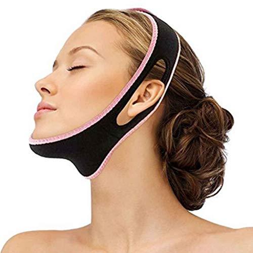 Visage V Shaper Visage Minceur Bandage Relaxation Lift Up Ceinture Lift Lift Réduire Double Menton Masque Visage Visage
