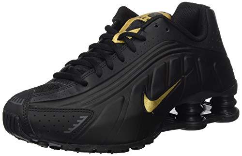 Nike Bq4000-004, Scarpe da Ginnastica Unisex-Bambini, Nero, 37.5 EU