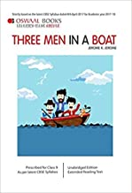 Oswaal CBSE Three Man in a Boat for Class 9