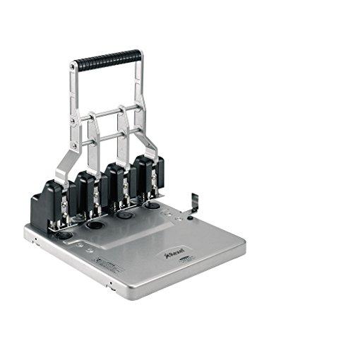 Rexel 2101235 - Taladro Gran Capacidad Modelo HD 4150, Color Plata/Negro, 150 Sheet 🔥