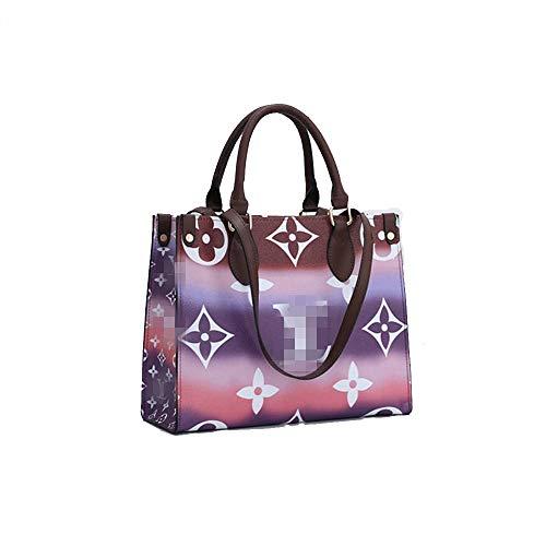 PU LeatherTote Shopping Women's Bag Large Capacity Shoulder Bags Work Laptop for Women Handbags