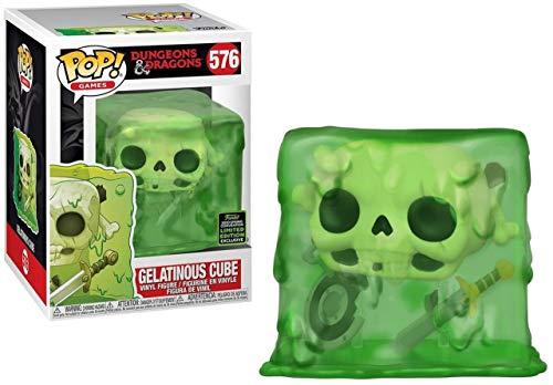 Gelatinous Cube Funko Pop Figure