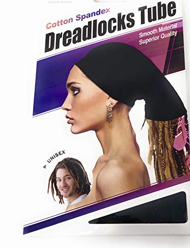 Cotton Spandex Dreadlocks Tube