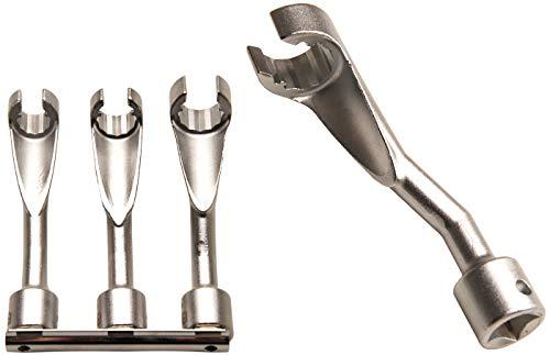 "BGS 8450 | Leitungsschlüssel-Satz, offen | 12,5 mm (1/2"") | SW 14 - 17 - 19 mm"