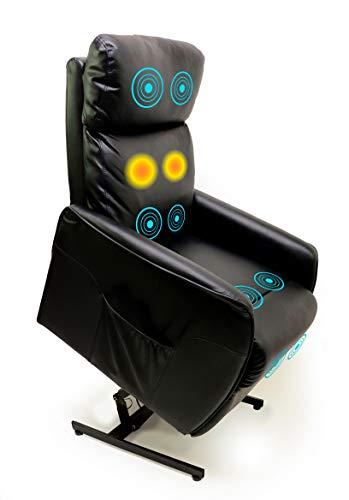 Cadeira de Massagem com Elevação Power Papai - Relaxmedic
