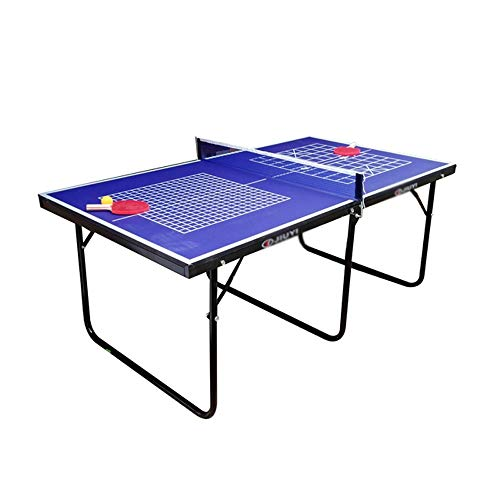 Fantastic Prices! Indoor Table Tennis Table - with Ping Pong Net - Backgammon/Write Table - Free Ins...