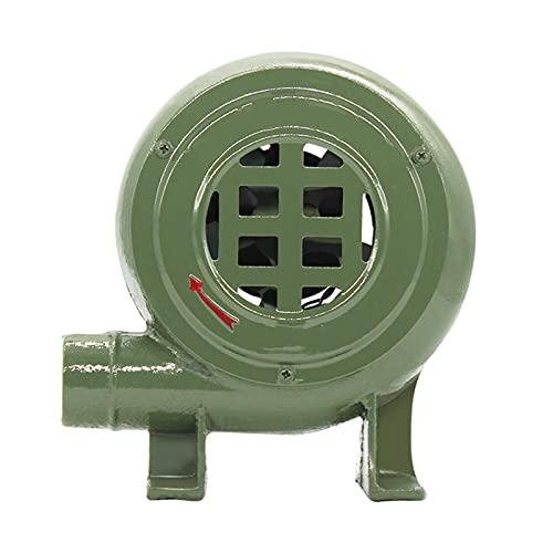 LLYLA Ventilador eléctrico de la fragua del Herrero 220V, Ventilador centrífugo de Las barbacoas Ventilador clásico de la fragua del BBQ