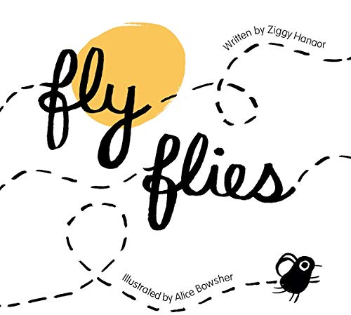Fly Flies by Ziggy Hanaor and Alice Bowsher