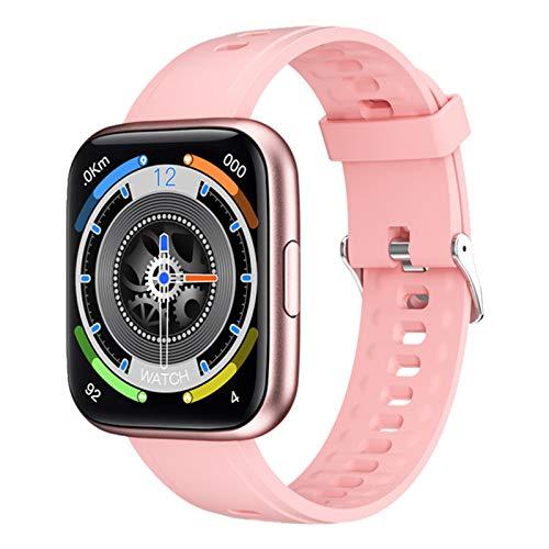 LHL P8plus 2021 Deportes Smart Watch Hombres Mujeres Monitor De Ritmo Cardíaco Aptitud Pulsera Smartwatch Reloj para Android iOS,C