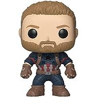 Funko POP! Marvel: Avengers Infinity War (Captain America)