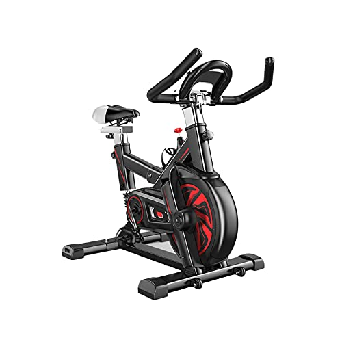 N&W Spinning Bikes Home Exercise Bikes Indoor Cycling Sports Equipment Ultra-Quiet Available for Men and Women