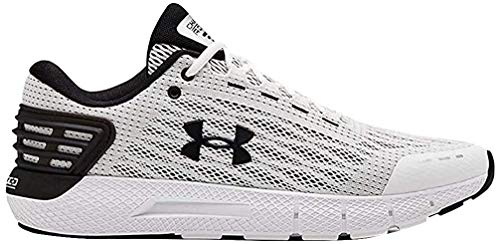 Under Armour Men's Charged Rogue Running Shoe, White (104)/White, 8