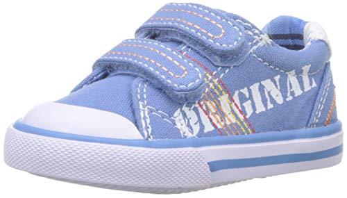 Chicco Gregorio, Zapatillas de Gimnasia para Niños, Azul (Jeans 860), 20 EU