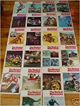 THE WORLD OF MOTORCYCLES: An Illustrated Encyclopedia; 22 Volume SET: ABC-ZUN, + History of Motorcycles, 1869-1912, 1913-1949, 1950-1979, + Motocross & Champions