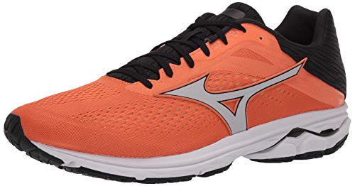 Mizuno Men's Rider 23 Running Shoe, Melon-Nimbus Cl, 7 D