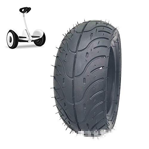 LXHJZ Neumáticos para Scooter Movilidad, neumáticos sin cámara a Prueba explosiones 90/65-6,5, neumáticos Antideslizantes Resistentes al Desgaste Doble Uso, Compatible con la modificación Balance Car