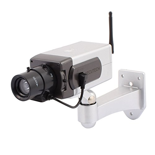 Best Buy! Aexit Wireless Dummy Electronic security Security Camera Surveillance Sensor Detector
