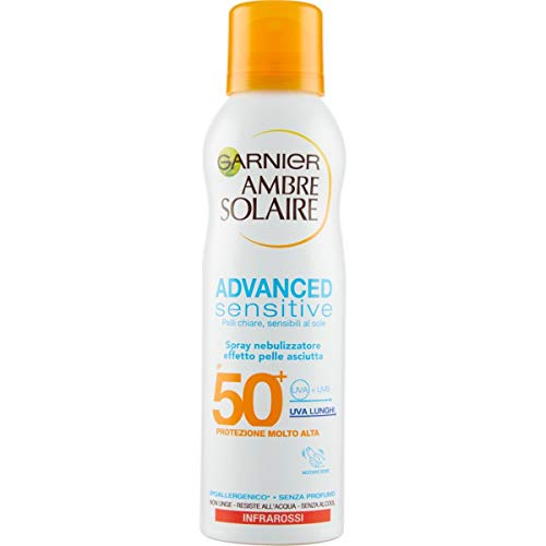 Garnier Ambre Solaire Advanced Sensitive Spray...
