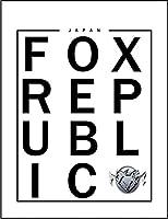 【FOX REPUBLIC】【FOX REPUBLIC】 白マット紙(フレーム無し)A2サイズ