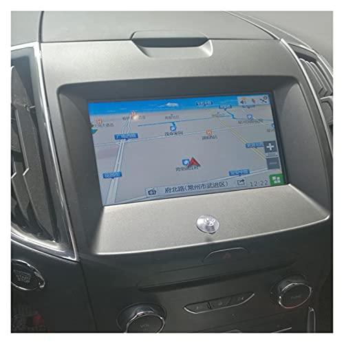 Zhbqcmou Pantalla de Navegación GPS de 8 Pulgadas GPS Pantalla Protector de Cristal Templado Película Anti Rayada para Ford Escort Focus RS ST HNZHB (Color Name : 175mm X 105mm)