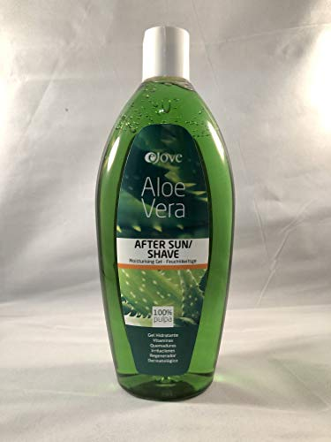 Ejove After Shave/Sun d'Aloe Vera 500 ml