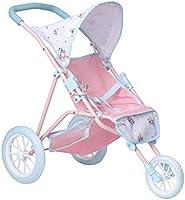 Baby Boo Tri Pushchair - Adjustable Hood - Foot Rest - Underseat Basket