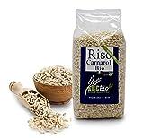 Carioni Food & Health Arroz carnaroli Integral Bio, Especial Risotto - 1 kg