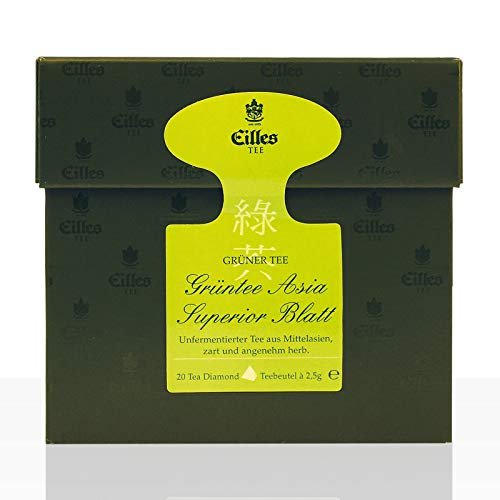 Eilles Tea Diamonds Asia Superior Grüntee