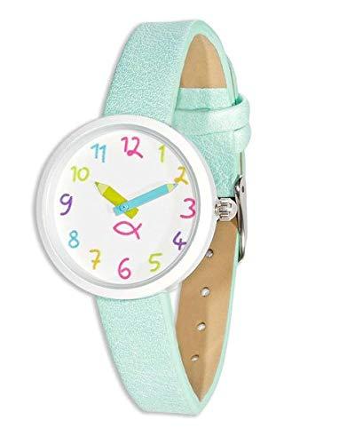 Kinder-Armbanduhr »Abc«