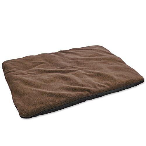 vitazoo Manta térmica para Perro, marrón, Acolchada y