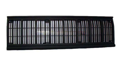 QP A0712-a Jeep Cherokee Black Driver Headlight Door Grille Aftermarket CH2512124