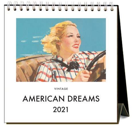 American Dreams 2021 Calendar