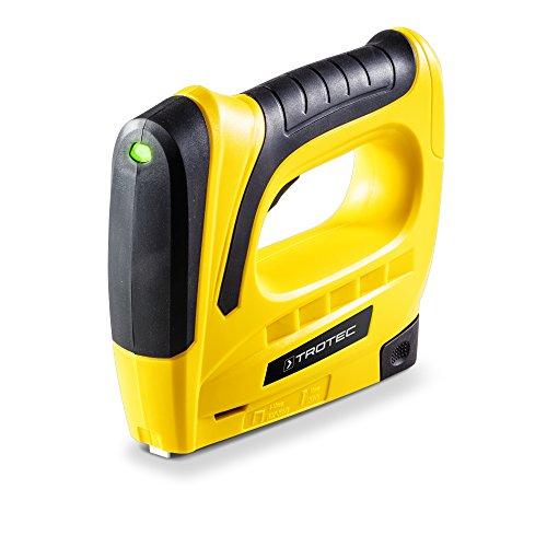 TROTEC Grapadora eléctrica con batería PTNS 10...