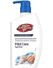 Lifebuoy Anti Bacterial Hand Wash Mild Care, 500ML