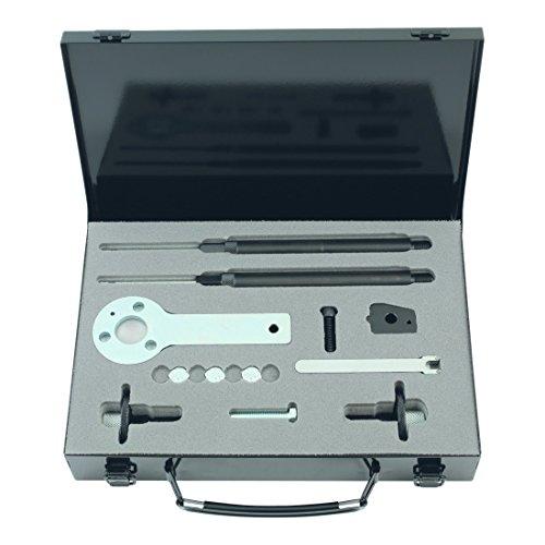 KS Tools Kit d'outils de réglage du moteur, Fiat Bravo 1,2/16 V, 5 pièces, 400.2950