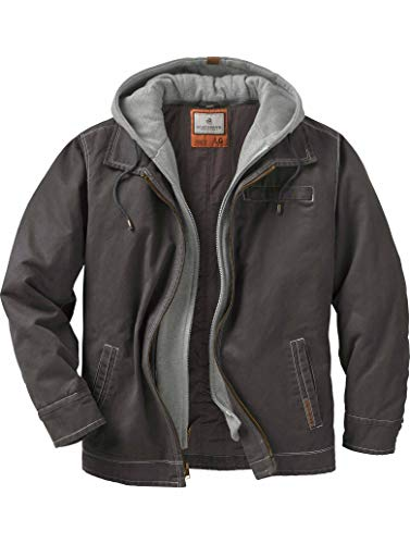 Legendary Whitetails Men's Dakota Jacket Tarmac X-Large