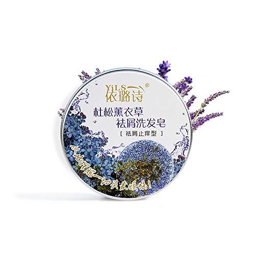 QINQI Shampoo Bar Natuurlijke Plantaardige Etherische Olie Zeep Plant Essence Shampoo & Conditioner Handgemaakte Zeep Plasticvrij Zeepvrij Veganistisch Plantaardig 100% Composteerbaar
