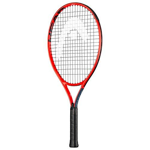 HEAD Radical Jr. 23 Racchette da Tennis, Unisex Bambino, Multicolore, 6-8 Anni