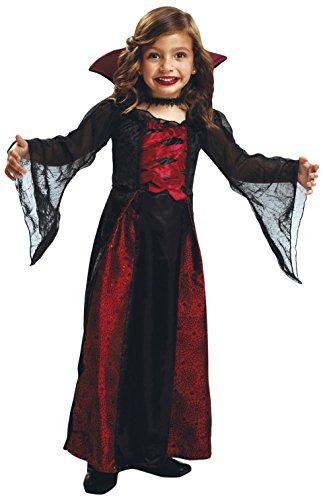 My Other Me Me-200150 Disfraz de vampiresa reina, 3-4 años (Viving Costumes 200150)