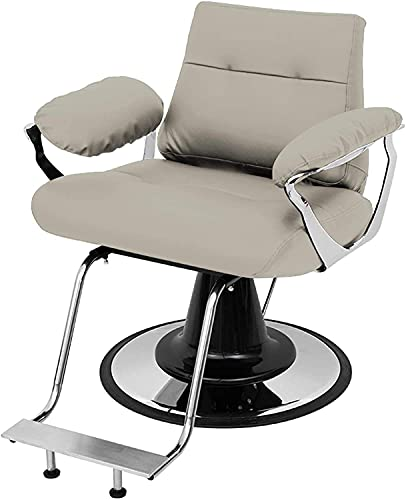 GANE Silla de barbero, Silla de peluquería, Estilo clásico