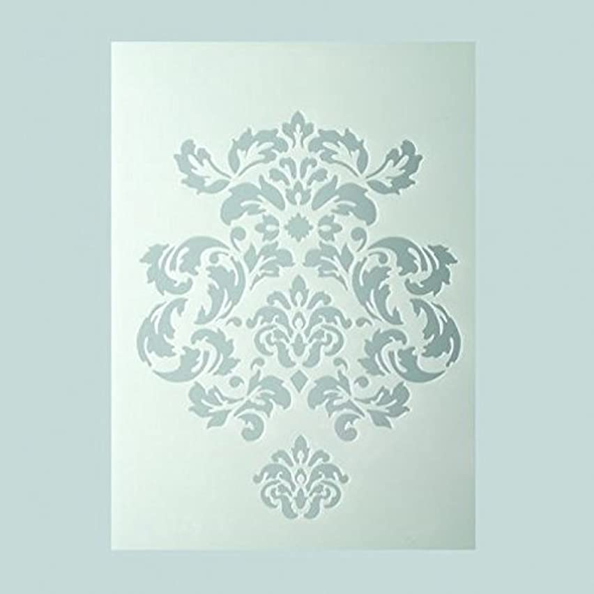 Efco Stencil Ornaments / 2 Designs DIN A 5, 21 x 15 x 1 cm
