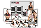Circuit Burnout 90: 90 Day DVD Workout Program with 10+1 Exercise Videos + Training Calendar, Fitness Tracker...