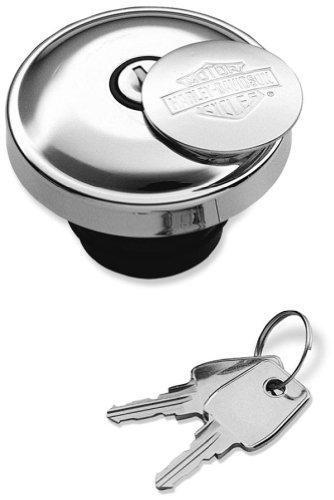 Tankdeckel für Harley-Davidson Sportster/ Dyna/ Softail, mit Schlüssel