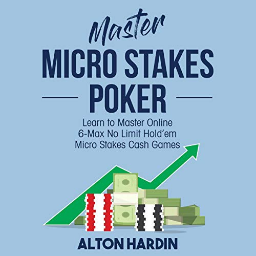 Master Micro Stakes Poker cover art
