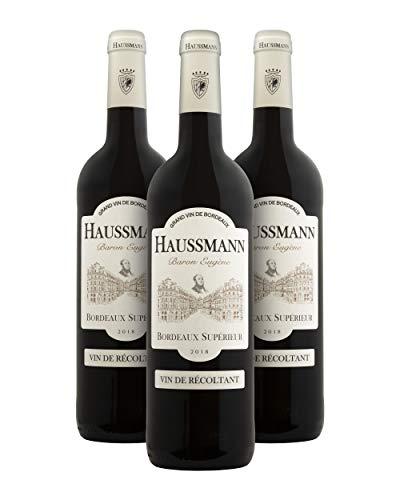 Haussmann Baron Eugène A.O.C. Bordeaux Supérieur Vino Tinto - Burdeos, Francia -...