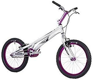 Onza Rip Trials Bike 2013 Silver/Black/Purple by: Amazon.es ...